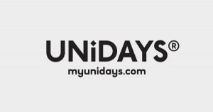unidays student discount