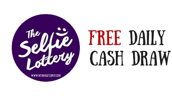 selfie lottery